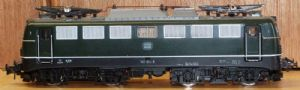 Roco 4136A DB Class 140 Electric, 140.814-5, Green Livery, Era IV [PRE-OWNED]